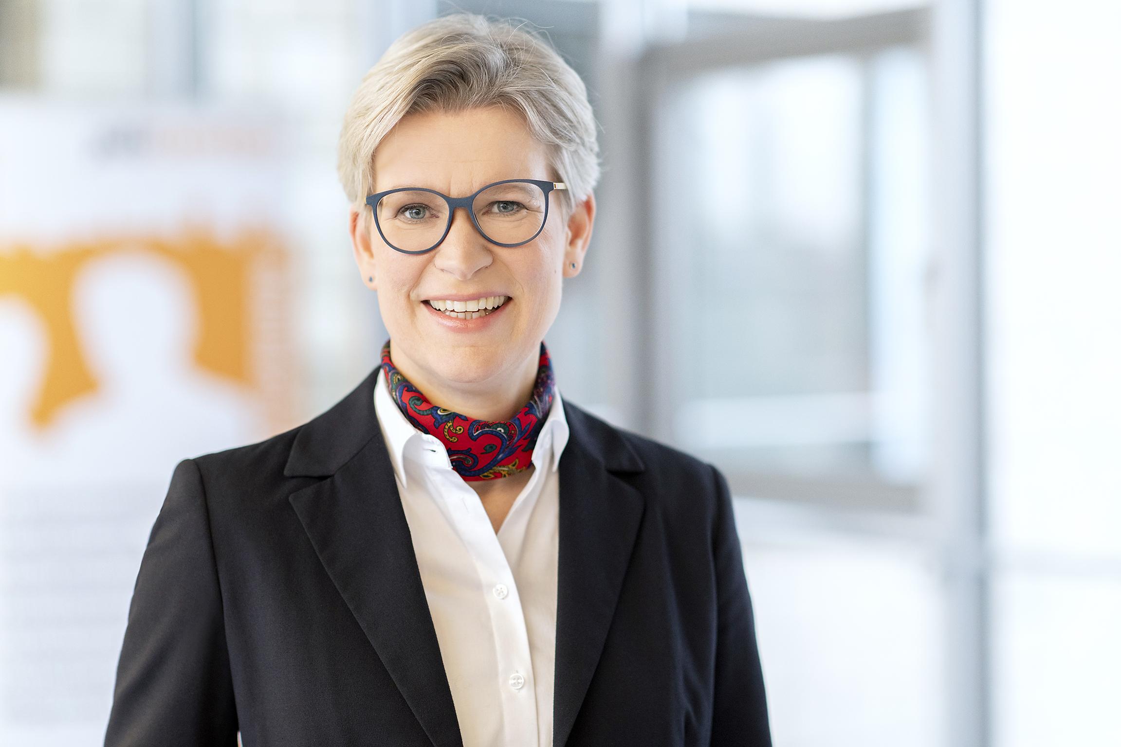 Grußwort von Dr. Regine Schmalhorst, Geschäftsführerin Jobcenter Dortmund