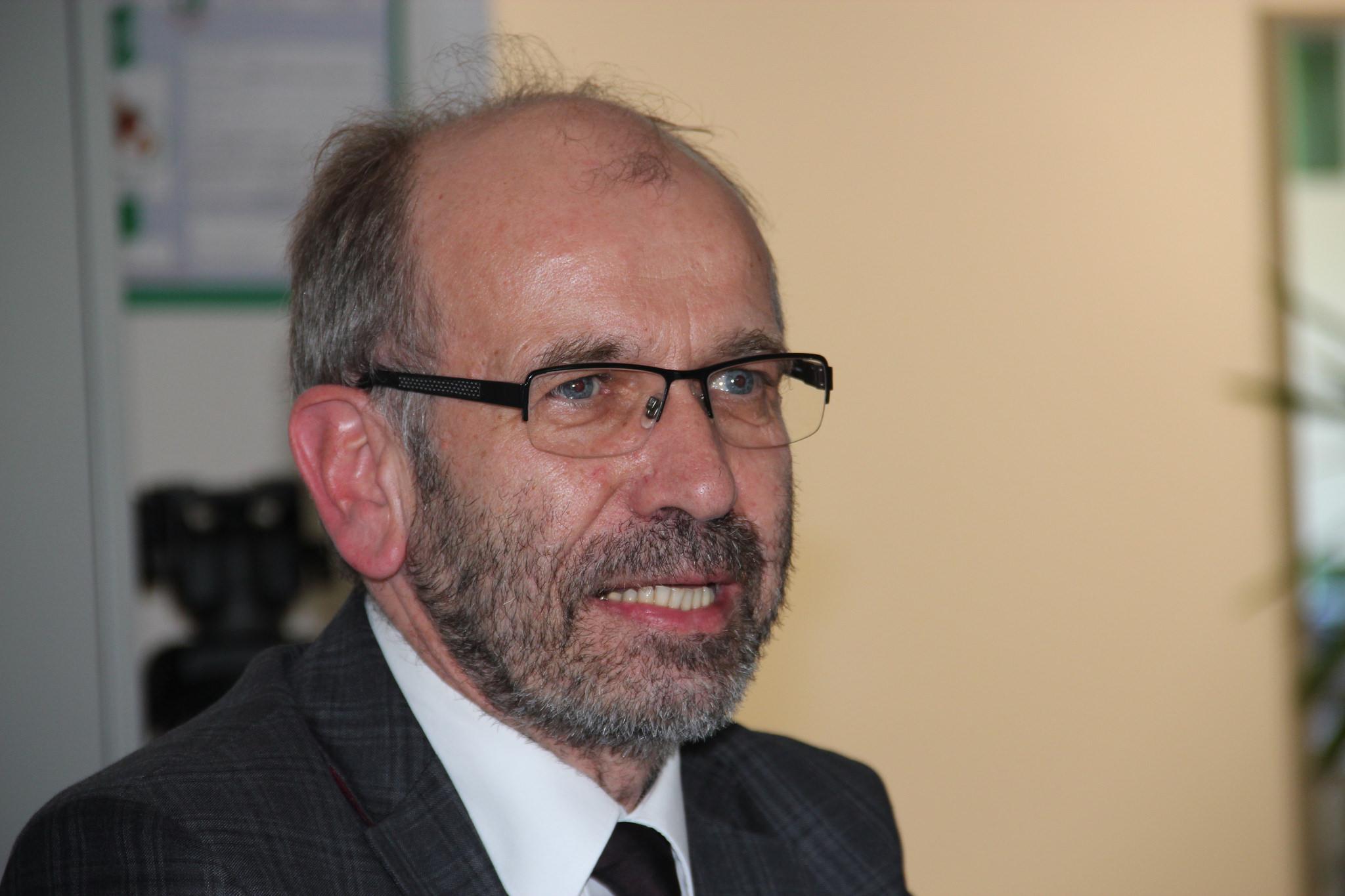Grußwort von Pfarrer Manfred Rekowski, Präses der Evangelischen Kirche im Rheinland