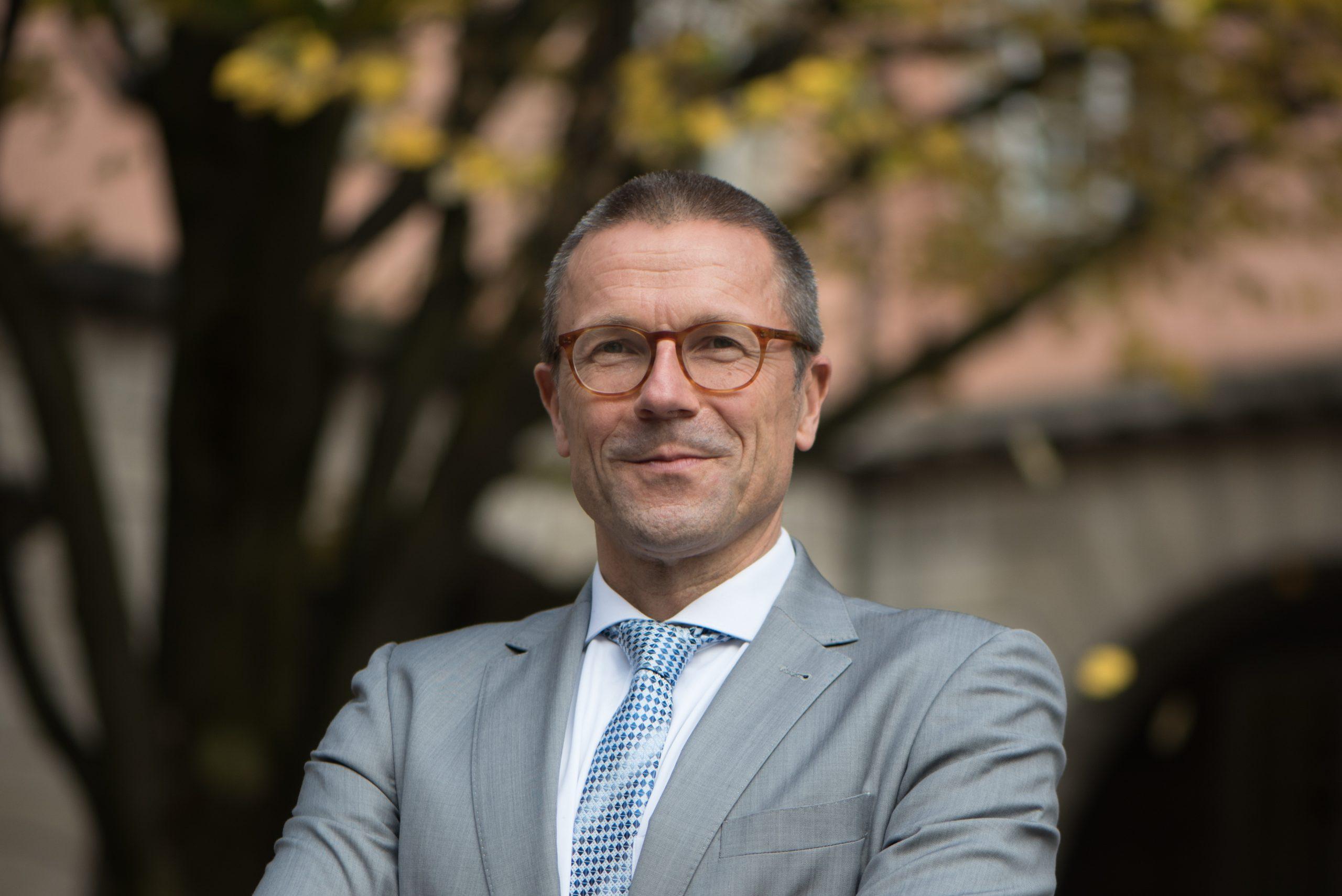 Grußwort von Prof. Dr. Schneidewind, Oberbürgermeister der Stadt Wuppertal